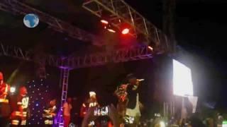 Diamond Platinumz gave the Meru revelers an unforgettable perfomance