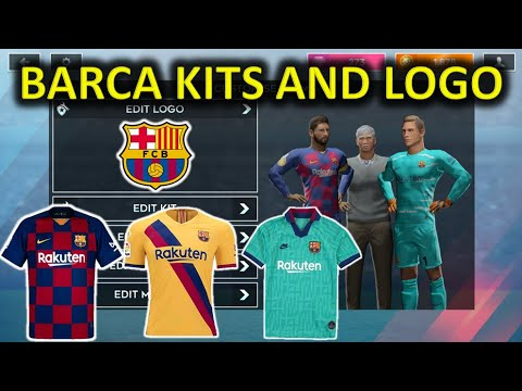 How To Import Real Madrid Logo And Kits In Dream League Soccer 2019.