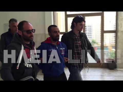 ilialive.gr - Επίθεση στο φονιά του αστυνομικού Βασίλη Μαρτζάκλη