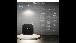 Обновленный TV Box X96 Mini на новом процессоре по самой низкой цене  Unboxing(, 2017-09-30T07:42:49.000Z)