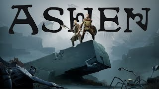 A New Souls-Like? - Ashen Gameplay