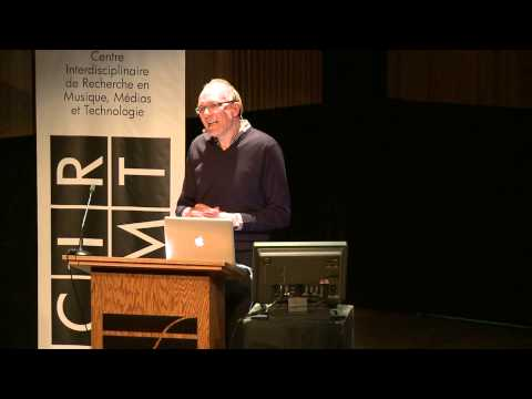 Eric Clarke - Distributed creativity in musical performance