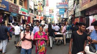 Pettah Market Colombo Sri Lanka