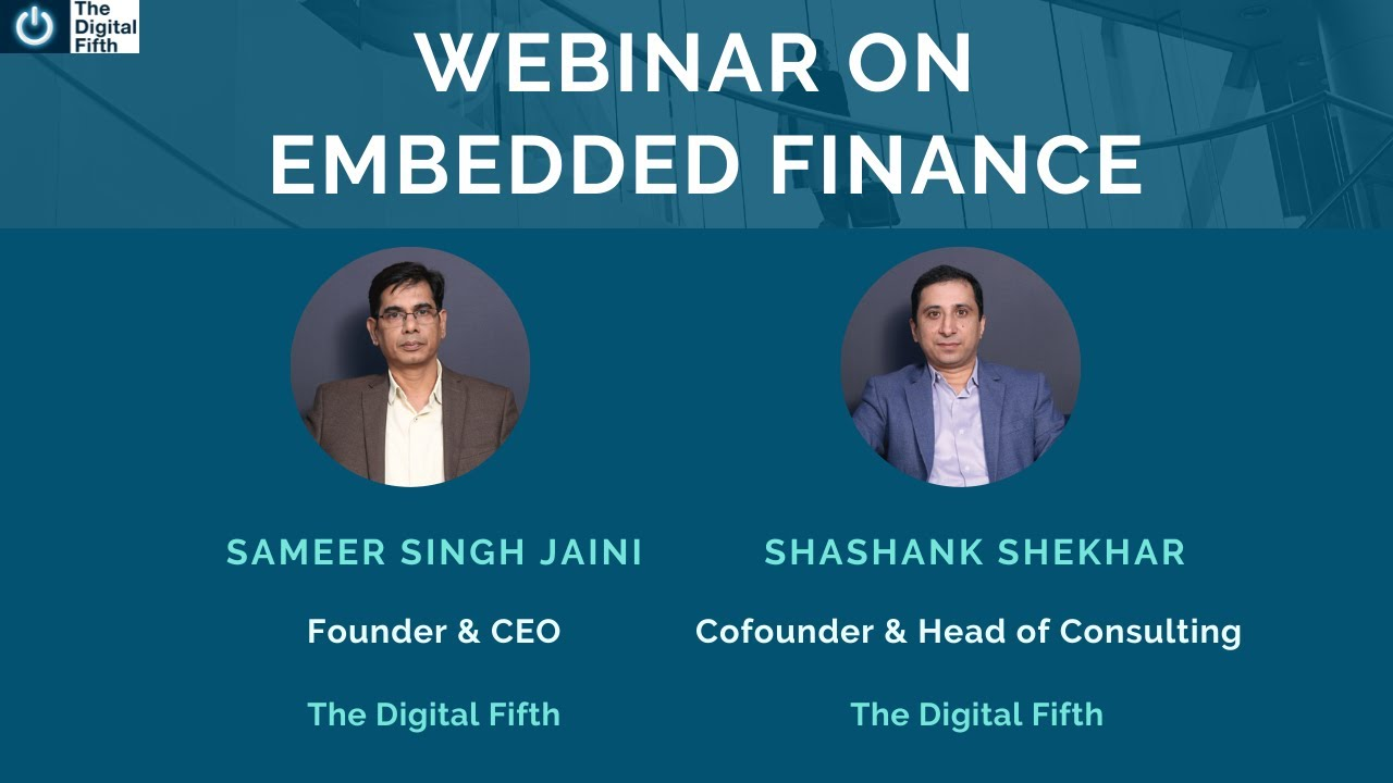 Embedded Finance Is Revolutionising Banking for Brands and ...