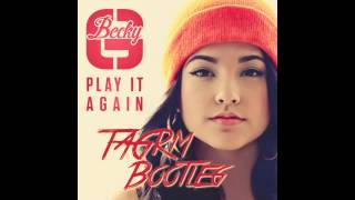 Becky G - Play It Again (TAGRM Remix)