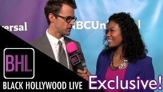 "Brad Goreski of E!'s ""Fashion Police"" @ NBC Universal Winter Press Tour | Black Hollywood Live"