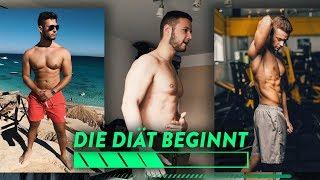 Von FETT zu SHREDDED | Die Diät beginnt | inscopelifestyle