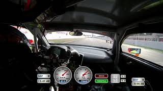 Onboard 24 Hours Barcelona 2018 Qualy with R8 LMS GT3