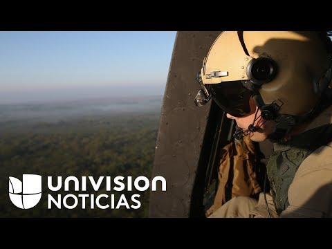 Controversia en la frontera entre México y Guatemala por posible instalación de base militar de EEUU