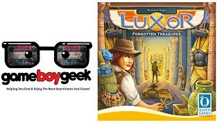 Luxor Review with the Game Boy Geek