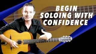 How To Begin Soloing With Confidence - Gypsy Jazz Guitar Secrets