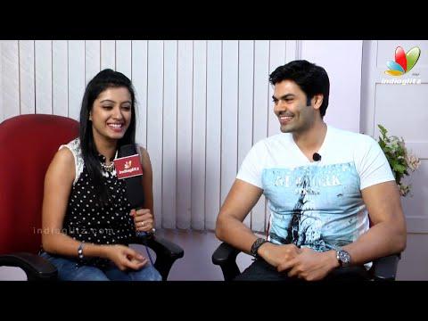 Lovebirds Nisha and Ganesh Venkatraman share their Romance with Indiaglitz | Interview