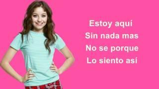 Soy luna2 La vida es un sueño karaoke con letra
