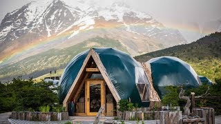 The Eco Secrets Of One Of The World's Most Sustainable Hotels | EcoCamp Patagonia