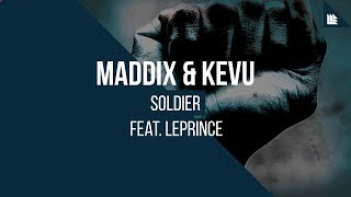 Cover images Maddix & KEVU Feat. LePrince - Soldier