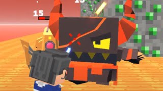 Fire Craft: 3D Pixel World - Gameplay Walkthrough Part 4 (iOS, Android)