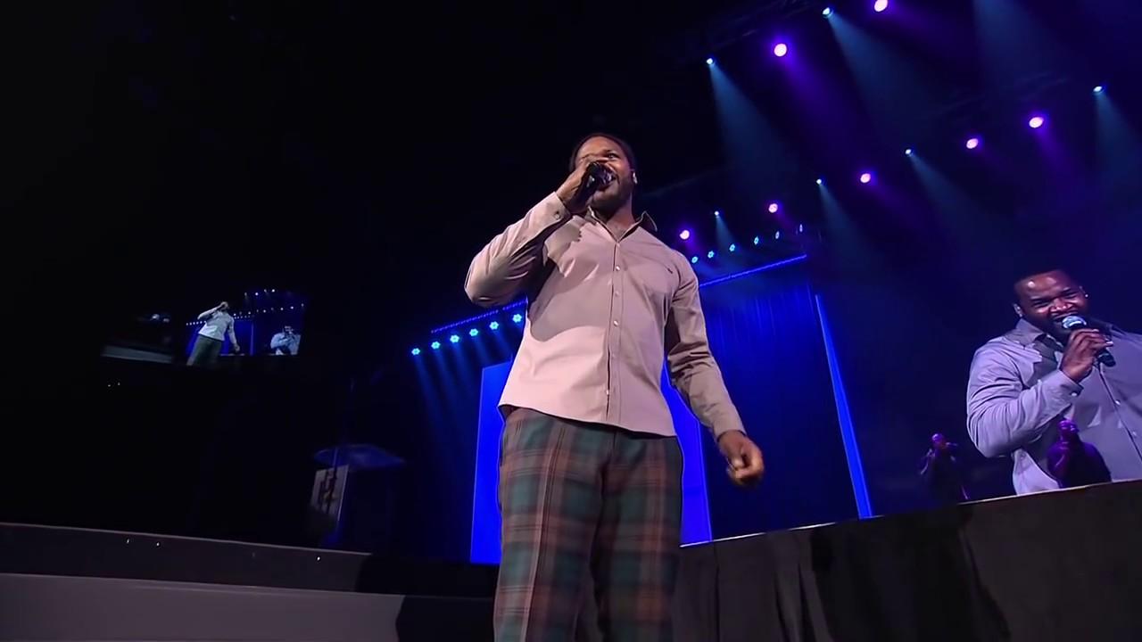 Download Jaheim Performs 'Finding My Way Back' at Steve Harvey's Neighborhood Awards