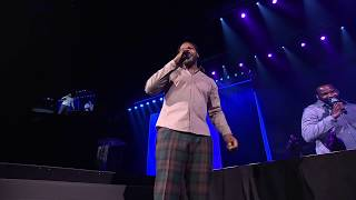 JAHEIM PERFORMS FINDING MY WAY BACK AT STEVE HARVEY