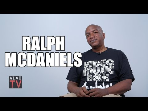 Ralph McDaniels on Launching Video Music Box, First Time Rappers on TV (Part 1)