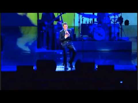 Michael Buble   home live at madison square garden HQ   YouTube