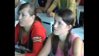 Перший урок 2007-2008 навчальний рік