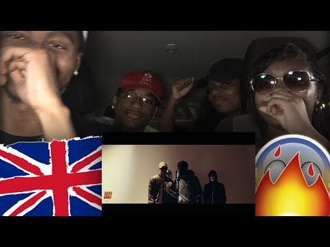 AMERICAN FIRST REACTION TO UK RAP MUSIC DRILL/GRIME (PART 3) ft. Fredo, CB & Skengdo x AM