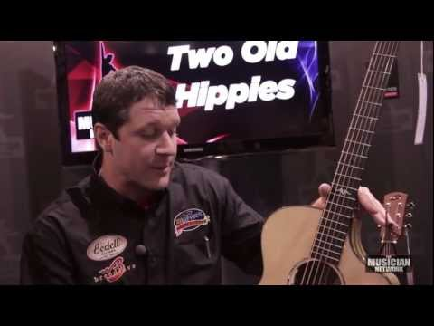 Two Old Hippies - Bedell & Breedlove Guitars: NAMM 2012 Product Showcase