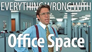 Everything Wrong With Office Space in 18 Minutes or Less