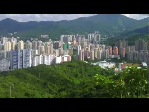 Life in Hong Kong #8: View form Cloudy Hill