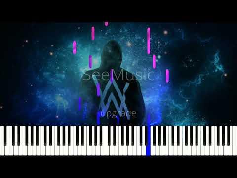 darkside--alan-walker--piano-tutorial