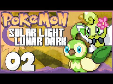 Pokémon Solar Light and Lunar Dark - Episode 2 | Dank Forest!