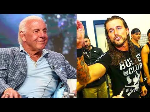 Ric Flair Hospitalized, Adam Cole WWE Signing Confirmed? Going in Raw Pro Wrestling Podcast Ep. 271