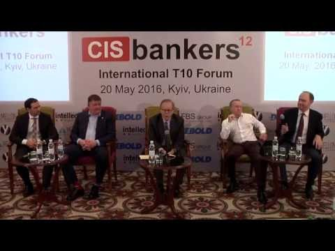 CIS bankers Round Table #1: Corporate Banking
