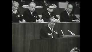 XXV съезд КПСС (1976 год)