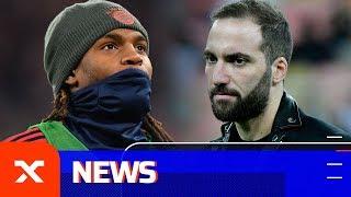 Transfer-News: Renato Sanches bleibt beim FC Bayern! Gonzalo Higuain geht zum FC Chelsea!   SPOX
