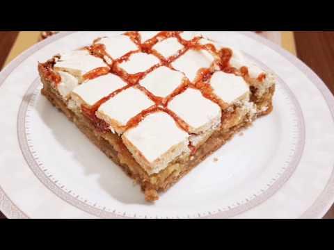 Огизда ерийдиган камхарж пирог.Пирог просто тает во рту