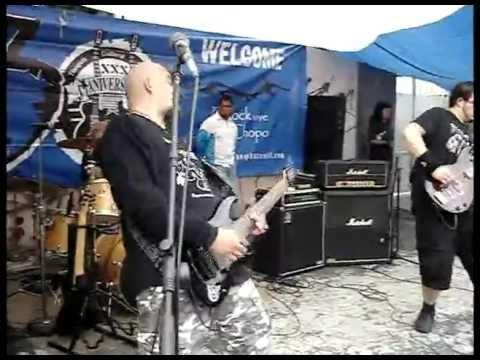 LOS CERDOS - Children of the Grave + Iron Man (Black Sabbath covers) @ Chopo