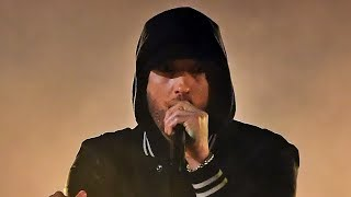 Eminem Gives Powerful Performance at 2018 iHeartRadio Music Awards