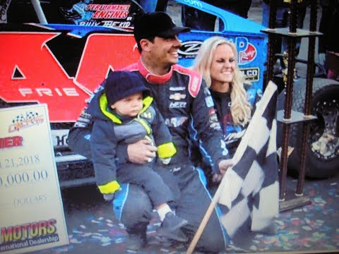 Stewart Friesen picks up his biggest win of season (weekend race recap)