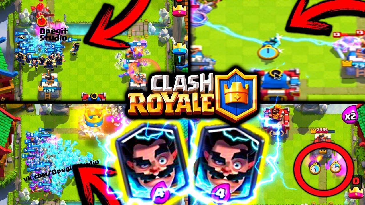 Cómo Crear Una Nueva Cuenta Clash Royale Youtube