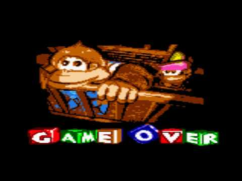 Game Over: Donkey Kong Country 3 (Game Boy Color) - YouTube