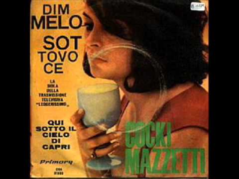 Cocki Mazzetti Casanova Baciami