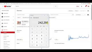 How to Enable Monetization after 10000 Views on YouTube in 201