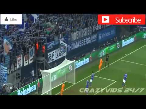 Schalke 04 1 - 6 Real Madrid | All Goals & Highlights | 26/02/14