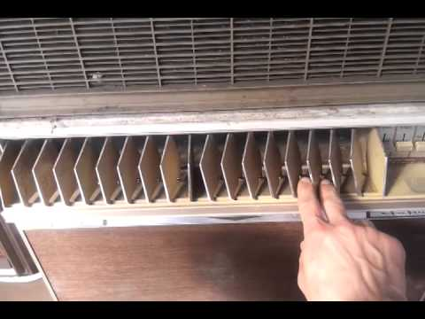 2 Chrysler Airtemp Air Conditioners Awesome Youtube