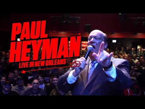 Exclusive! Paul Heyman Kicks Off WrestleMania 34 Week in New Orleans