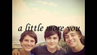 Before You Exit - A Little More You (Acoustic Version with Lyrics)