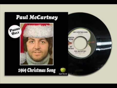 Paul McCartney 1969 Christmas song