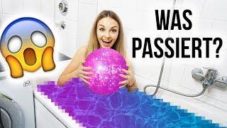 Um 3 Uhr nachts die größte Badekugel machen (5 kg) | XLAETA