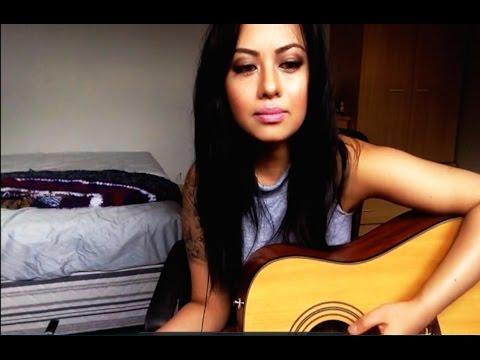 Oh Humdum Suniyo Re - (HINDI / BOLLYWOOD) - Acoustic Cover (Tia Obed)